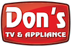 Don's TV & Appliance Home Page
